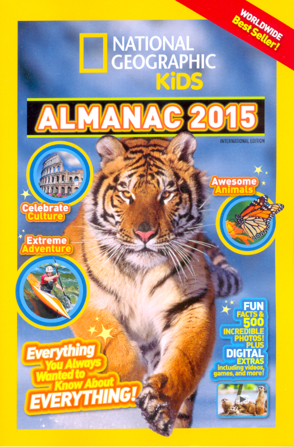 National Geographic Kids Almanac 2015